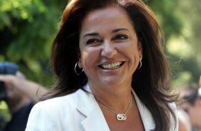 Επιτυχής η Επέμβαση στη Κυρία Ντόρα Μπακογιάννη
